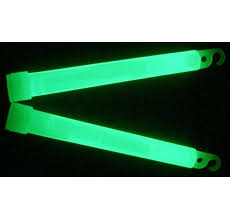 glow sticks promar gs 160 6in glow sticks tackledirect