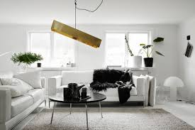 Give Your Home Decor A New Definition With Black And White - Interior design black and white living room
