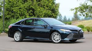 2018 toyota camry first drive the same as ever but better