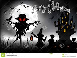 a scary halloween ghost house royalty free stock photo image