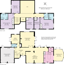 Gatwick Airport Floor Plan by 5 Bedroom Detached House For Sale In Wildgoose Drive Horsham