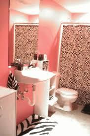 zebra print bathroom ideas animal print bathroom exceptional white ceramic sink table grey