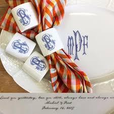 monogrammed platter 21 best gifts 200 dinnerware images on