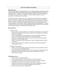 Job Description For Project Coordinator Poster Design Job Description