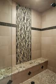 Bathroom Shower With Seat Bed Bath How To Grout A Shower With Tiled Showers And Mosaic