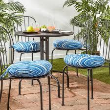 Garden Bistro Chair Cushions Appealing Outdoor Round Bistro Chair Cushions With 22 Best