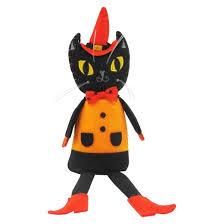 4ct halloween friends ghost cat pumpkin skeleton hyde and