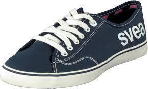 köp svea smö 51 navy blåa skor online footway se