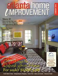 atlanta home improvement 0115 by my home improvement magazine issuu