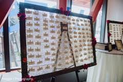 wedding table assignment board inspiration photo gallery indian weddings place cards maharani