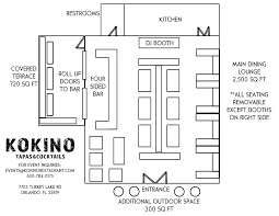 kokino tapas u0026 craft cocktails avenue event group