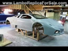 two lamborghini reventon replicas coming soon lamborghini kit car
