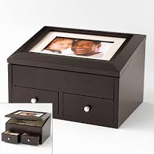 jewelry box photo frame get jewelry boxes from kohls for as low as 19
