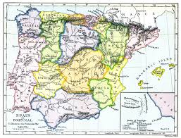 Port Of Spain Map by Index Of Genealogy History Maps Spain