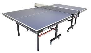 aluminum ping pong table joola tour 1800 ping pong table