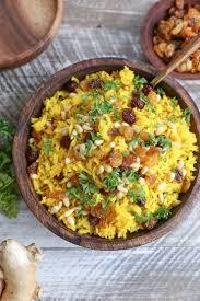 curcuma cuisine and turmeric aromatic rice