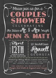 couples shower best 25 couples wedding shower invitations ideas on