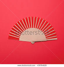 asian fan asian fan on background stock photo 478764628
