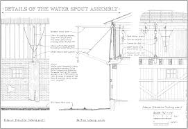 plans of enclosed water tower east broad top railroad u2013 free