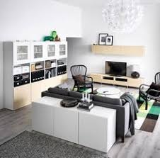 white besta configuration for media family room home