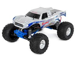 toy bigfoot monster truck traxxas