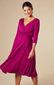 willow maternity dress short pink maternity wedding dresses