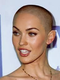 womens buzzed and bold haircuts 10 women who look better bald than gaga bald women short hair