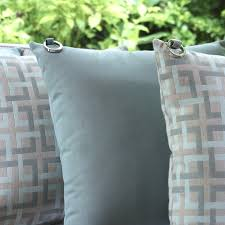 Sunbrella Outdoor Cushion Sunbrella Indoor Outdoor Fabric Throw Pillows And Scatter Cushions