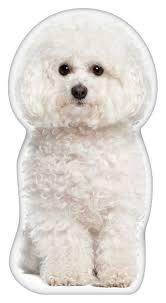 bichon frise iphone 5 case amazon com ileesh bichon frise shaped pillow pet supplies