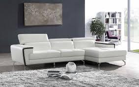 modern sofas sets living room nicoletti tesla italian leather sectional sofa with