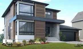 contemporary homes plans 14 best simple two story modern homes ideas house plans 89093