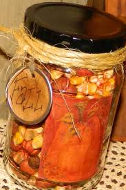 Halloween Jars Crafts by