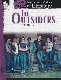 great works instructional guide for literature the outsiders