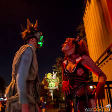carnival of carnage halloween horror nights universal studios hollywood halloween horror nights 2016 scare