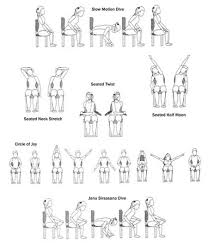 Office Chair Exercises Image Result For Stretch Exercises For Seniors Exercises