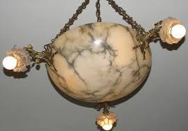 Alabaster Chandelier Antique Alabaster Chandelier For Living Room Best Home Decor