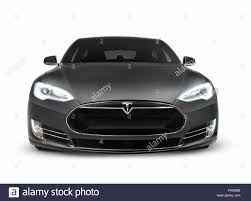 electric cars tesla gray 2017 tesla model s luxury electric car front view isolated on