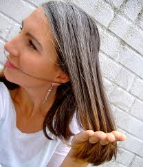 highlights for grey hair pictures the 25 best grey hair causes ideas on pinterest what causes