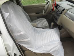 car chair covers disposable plastic car seat cover buy disposable car seat covers