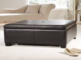 square leather coffee table stylish round leather coffee table round leather coffee table