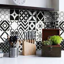 smart tiles vintage bilbao 9 in w x 9 in h peel and stick