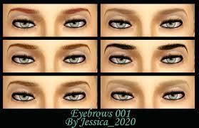 2010 05 01 Archive Mod Sims Eyebrows 001 Custom Thumbnail