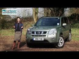 nissan x trail suv 2007 2014 review carbuyer youtube