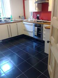 cabinet how to clean oil off kitchen floor linoleum flooring in