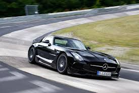 mercedes sl amg black series mercedes sls amg black series im supertest die legende vom
