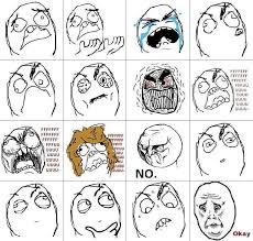 Meme Faces Names - meme faces sad angry confused faces facebook meme foto von ambrose