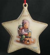 goebel hummel puffed ornament at replacements ltd