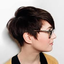 history on asymmetrical short haircut 60 chocolate brown hair color ideas for brunettes undercut