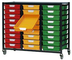 Shelves With Wheels by Shelves Outstanding Design Plastic Stacking Shelves Plastic