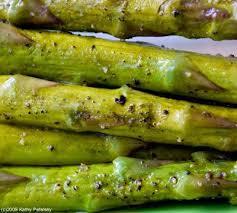 asparagus the tasty buzz on these vegan